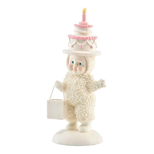 Snowbabies Well - Department 56 Snowbabies Classics Wear Your Age Well Figurine, 5.25 inch