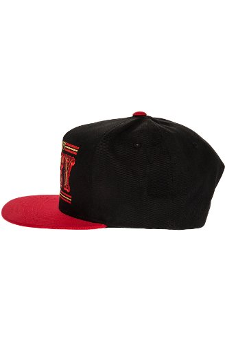 Obey - Casquette Snapback Homme 89ers Snapback - Red-Black