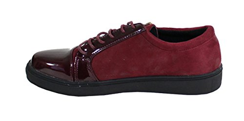 Shoes Red By Donna Wine Sneaker pwCPqS