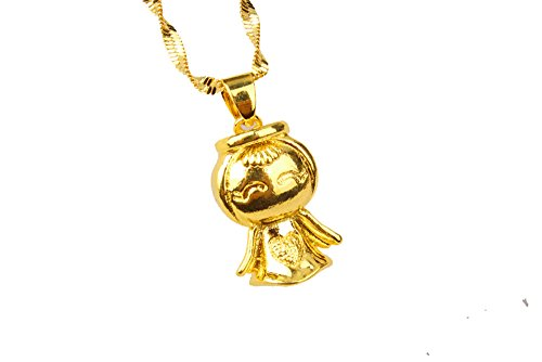 Angel 24k Gold Plated - 8