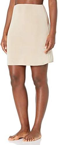 Jones New York Women's Silky Touch 19 Anti-Cling Above Knee Half Slip