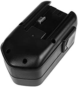 GC® (3Ah 18V Ni-MH Cells) Replacement Battery Pack for Milwaukee 1109-21 Power Tools