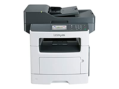 Lexmark 35ST873 MX511de Fax/Copier/Printer/Scanner, Gray/white