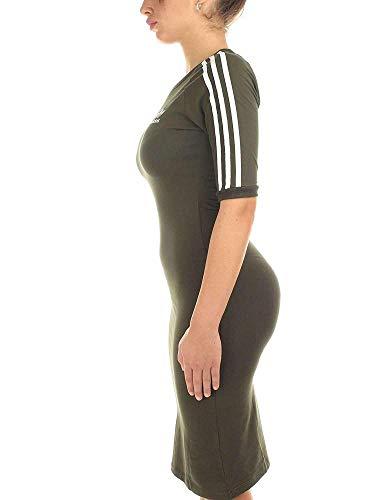 carnoc Medias Verde Adidas 3 Rayas Mujer qqf86Hxw
