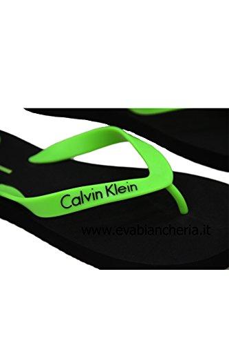 VERDE Gecko KLEIN NERO INFRADITO Green UOMO CALVIN z8w6nI