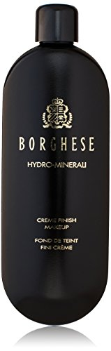 Hydro Mineral Natural Finish Makeup - Borghese Hydro-Minerali Creme Finish Makeup, 1.7 fl. oz