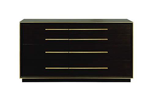 Scott Living 215713 Ingerson 8-Drawer Dresser, Smoked Peppercorn by Scott Living (Image #1)