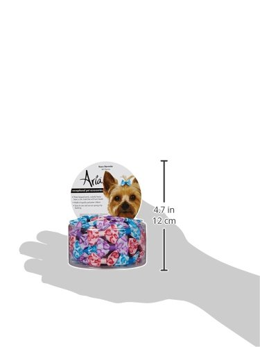 Aria Kaya Barrettes for Dogs, 48-Piece Canisters by Aria (Image #3)