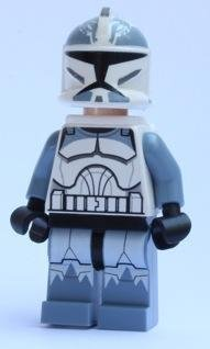 LEGO® Star Wars Wolfpack Trooper minifig - from set 7964