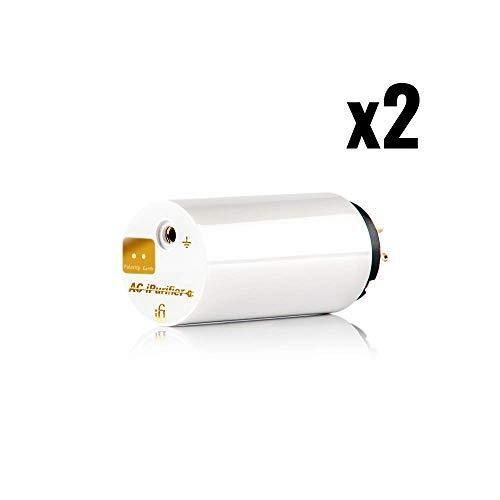 🥇 iFi AC iPurifier Filtro de ruido activo