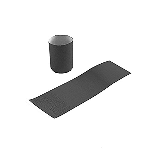 Gorilla Supply Black Napkin Bands 1.5