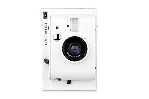 Lomography Lomo'Instant White - Instant Film Camera