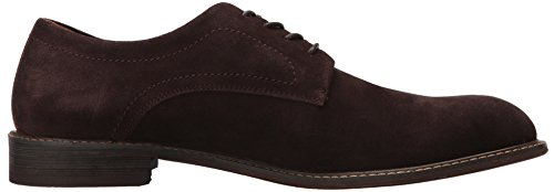Kenneth Cole New York Mens Design 10891 Oxford Chocolate