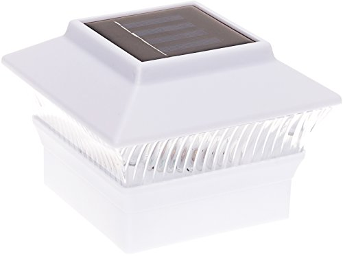 Buy white solar lights for fence