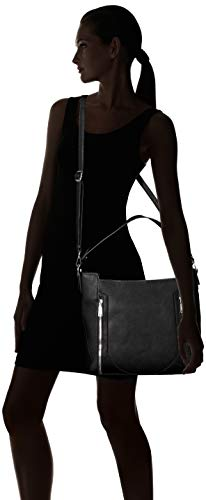 Hombro De Y Shoppers Svea Gabor schwarz Mujer Negro Bolsos BR7OvUwq