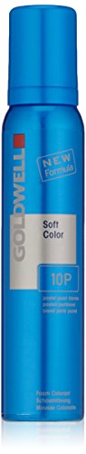 Based Pastel (Goldwell Colorance Soft Color Foam, 10p Pastel Pearl Blonde, 4.2 Ounce)