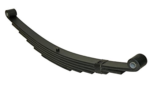 TRP Double Eye Spring (6 Leaf) - 3,000 Lb Capacity - 27 Inch X 1-3/4 Inch - Single ()