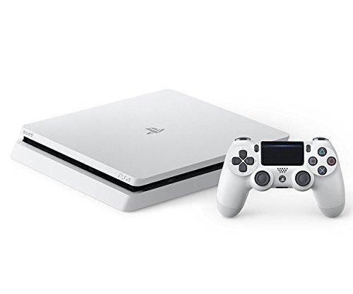 プレイステーション4本体 グレイシャー・ホワイト (HDD 500GB/CUH-2200AB02)