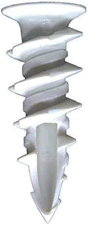 Simpson Strong Tie SWN06-R100 Sure Wall Nylon Drywall Anchor #6 by 1 100 per Box