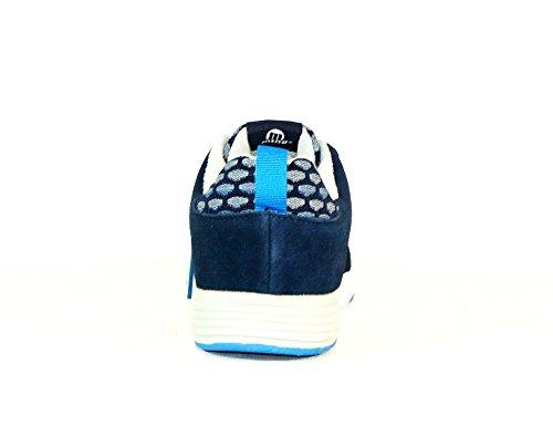 Mustang , Baskets pour homme Bleu Navy