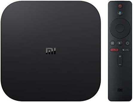 Xiaomi Mi Box S, Smart TV Box, Intelligent 4K Ultra HD Media Player