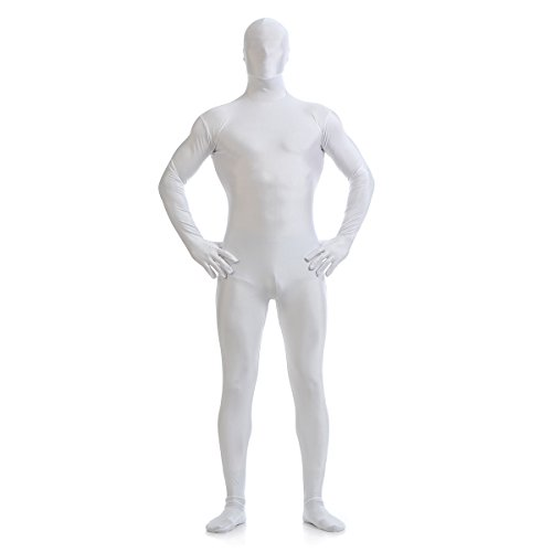 Kid's Zentai Suit Bodysuit Costume 2nd Skin Lycra Spandex Full Body with Head Mask