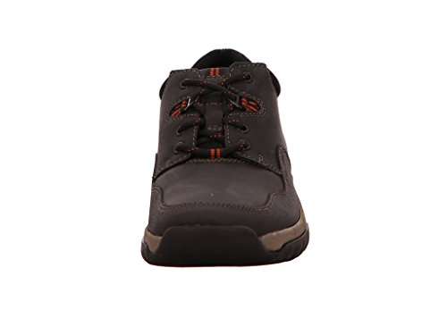 Clarks Shoes Walbeck Edge II 02°black