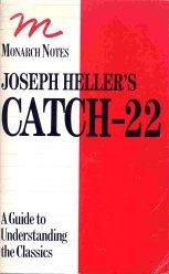 Joseph Heller's Catch 22 (Monarch notes)