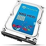 Seagate NAS HDD - 1 TB - interne Festplatte, ST1000VN000 (3,5 Zoll), 5900rpm, 64 MB Cache,  SATA III für NAS-Betrieb