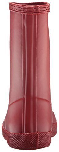 Hunter Kinder First Classic Military Rot Gummistiefel-UK 6 Kleinkind