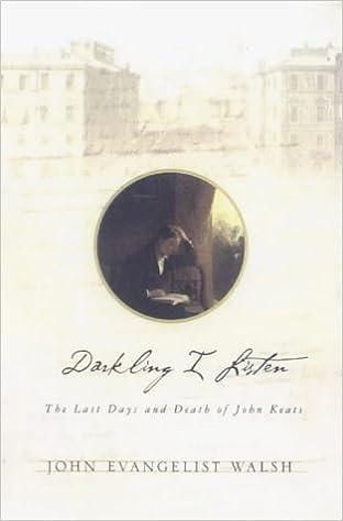 keats on death