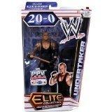 Mattel WWE Wrestling Elite Exclusive 20-0 Action Figure Undertaker by Mattel