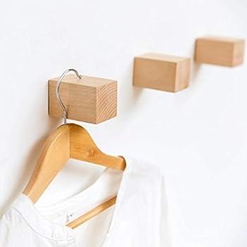 Amazon.com: HoneiLife - Perchero de pared con ganchos de ...