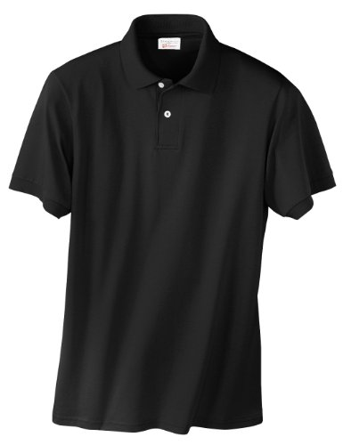 Hanes Adult EcoSmart Jersey Polo product image