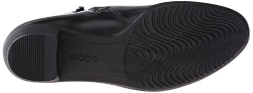 35 ECCO Ankle Women's Black Zip Bootie Touch F77gxH