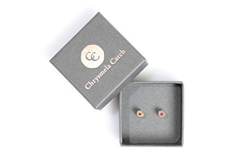 Chrysmela Catch Rose Gold Most Secure High Tech Earring