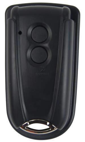 H/örmann Ecostar CSR 2 433,92 MHz Control remoto para puertas autom/áticas color negro