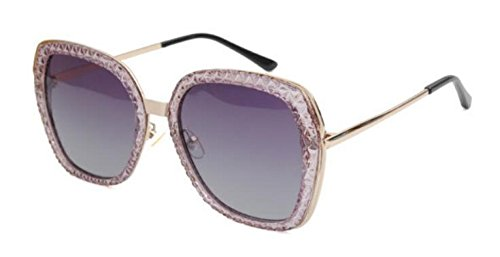 Gafas Beach And MSNHMU Europe America De Lady Moda Sol Purple Gafas Travel De De Playa De Sol vwwqxHdF