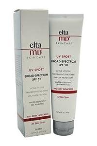 EltaMD Uv Sport Broad-Spectrum Spf 50 Sunscreen For Unisex