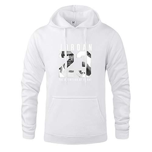 0497ba903800ac Jordan 23 Hoodie Men Sportswear Mens Hoodies Pullover Hip Hop Mens  Sweatshirts White