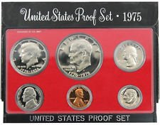 1975 Mint Set (1975 S US PROOF Set In original packaging from mint Proof)