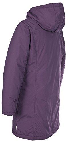 Trespass Jacket Down Aubergine Women's Enclosed 1xTwRF4X