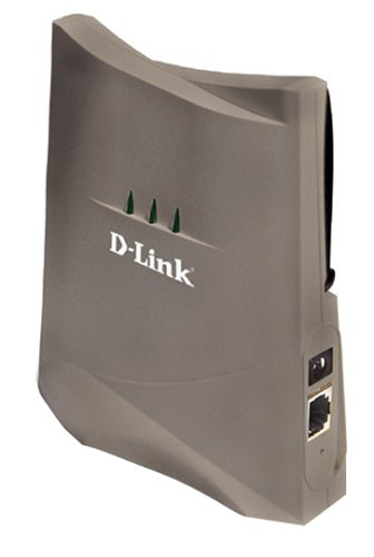 Bridge Ethernet D-link (D-Link DWL-1000AP 11Mb Wireless LAN Access Point 802.11b)
