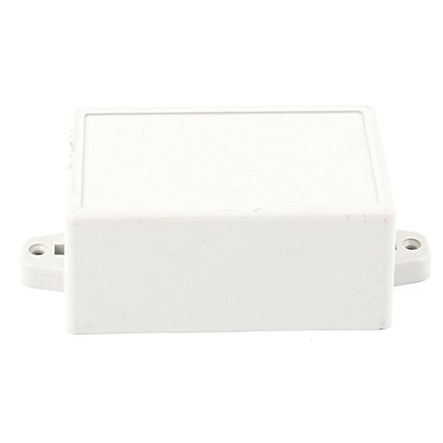 Price comparison product image uxcell Waterproof Plastic Project Box Electronic Junction Case 82mmx52mmx35mm
