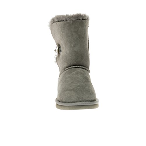 UGG W BAILEY BUTTON BLING 3349 W/GREY GREY 37