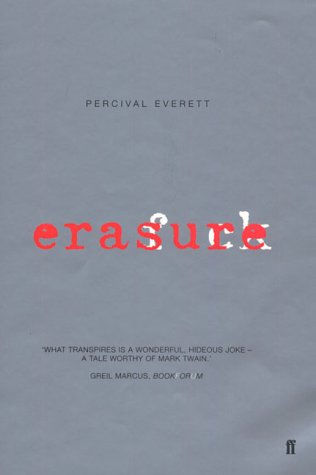 book cover of Erasure
