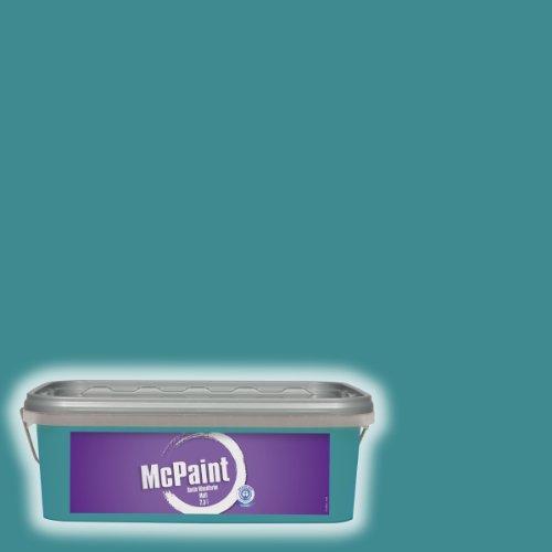 McPaint Bunte Wandfarbe matt Opal  2,5 Liter