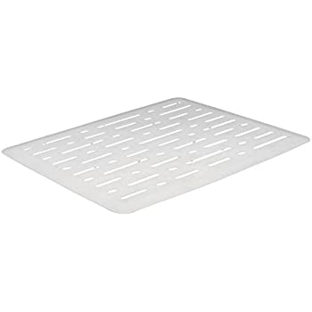 Amazon.com: Rubbermaid Evolution Sink Mat, Small, White