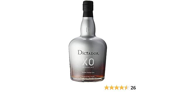 Dictador Rum XO Perpetual 40%, 1 x 0,7 l