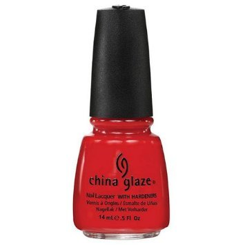 China Glaze Poinsettia Nail Polish 1020 ()